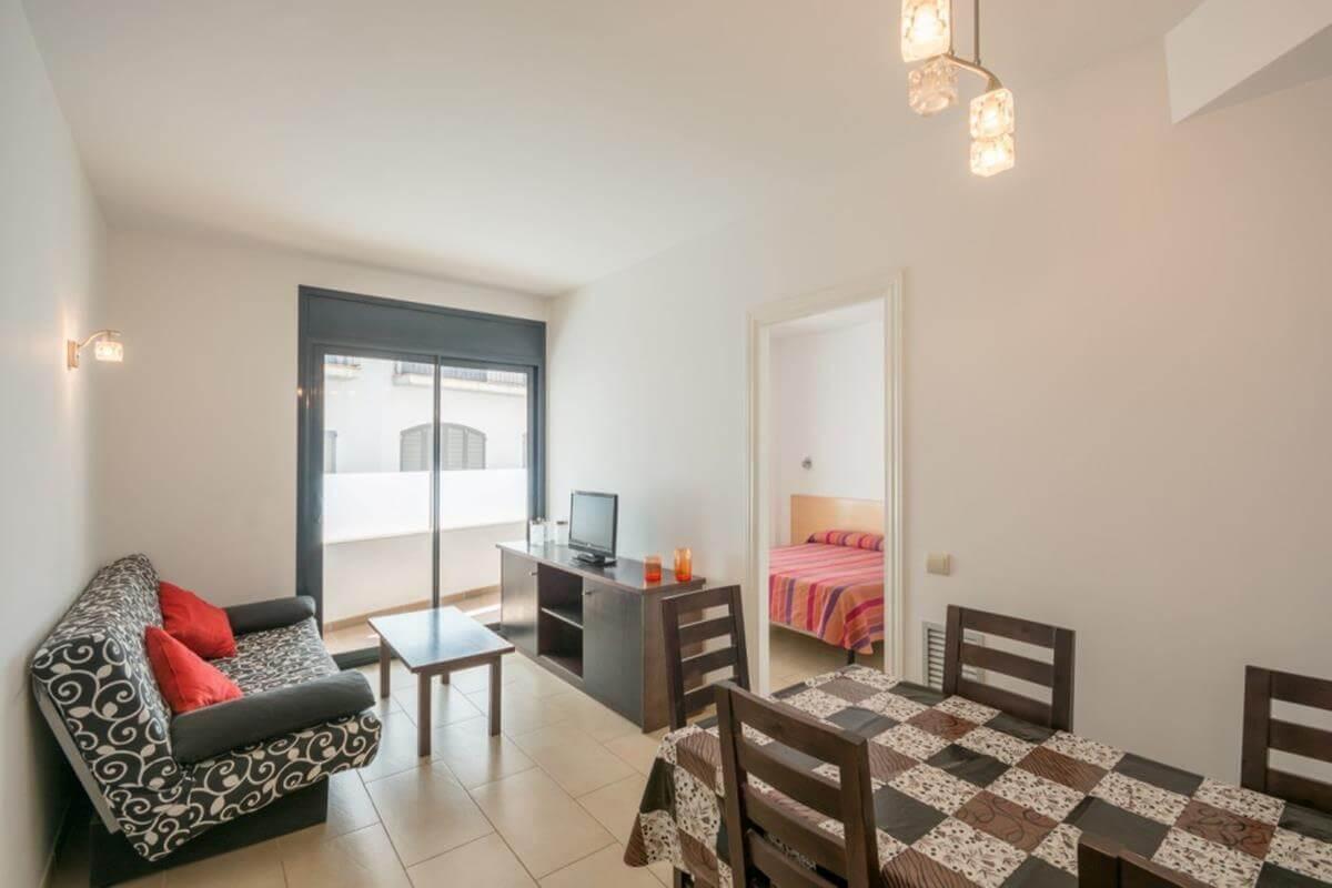 Apartamento Tamariu