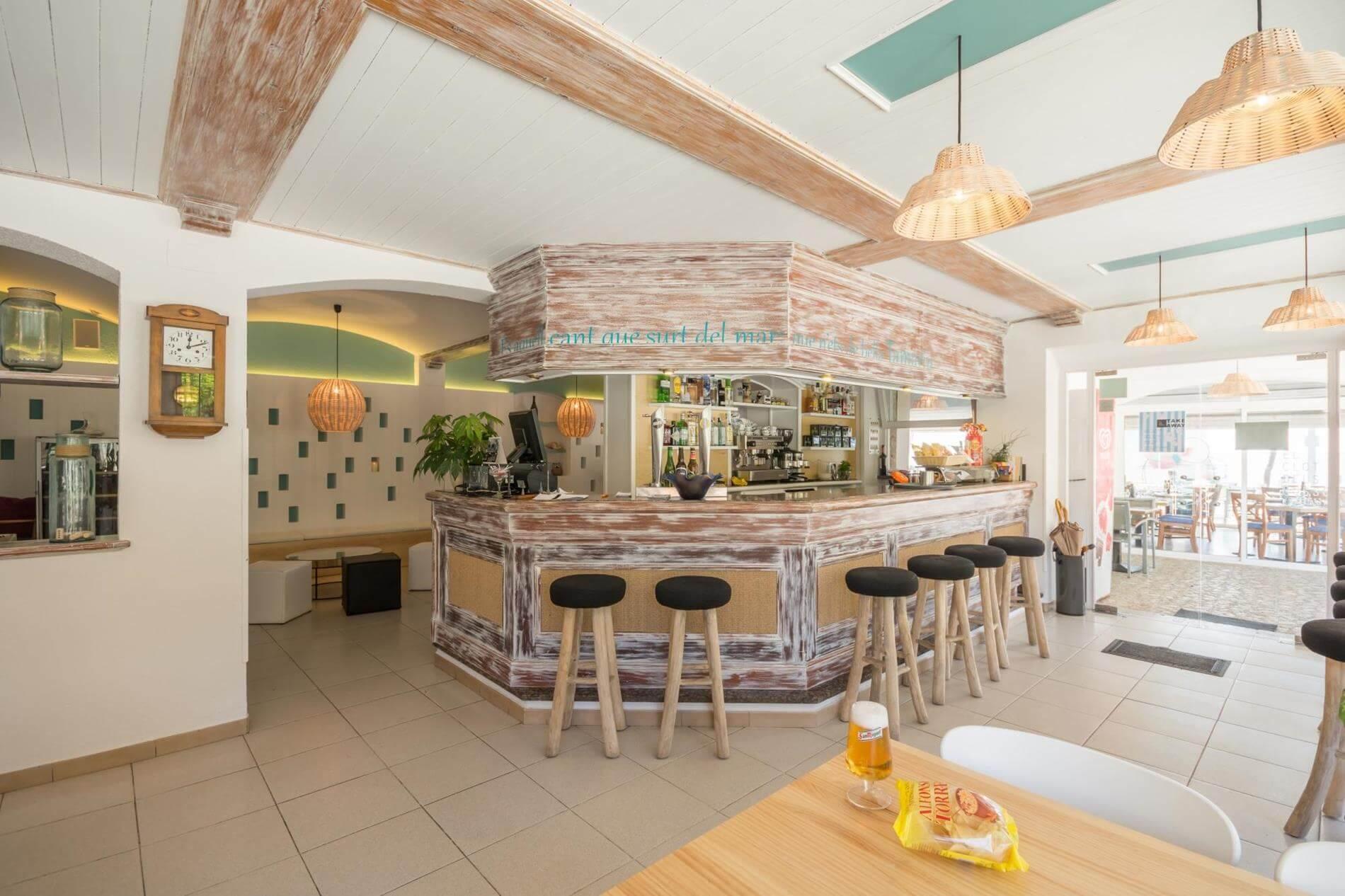 Restaurante Tamariu